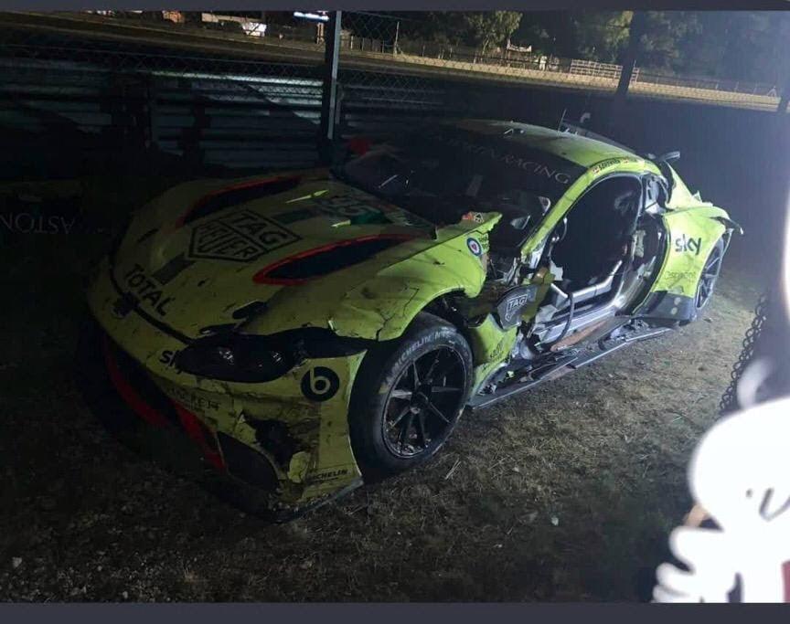 Aston Martin 95